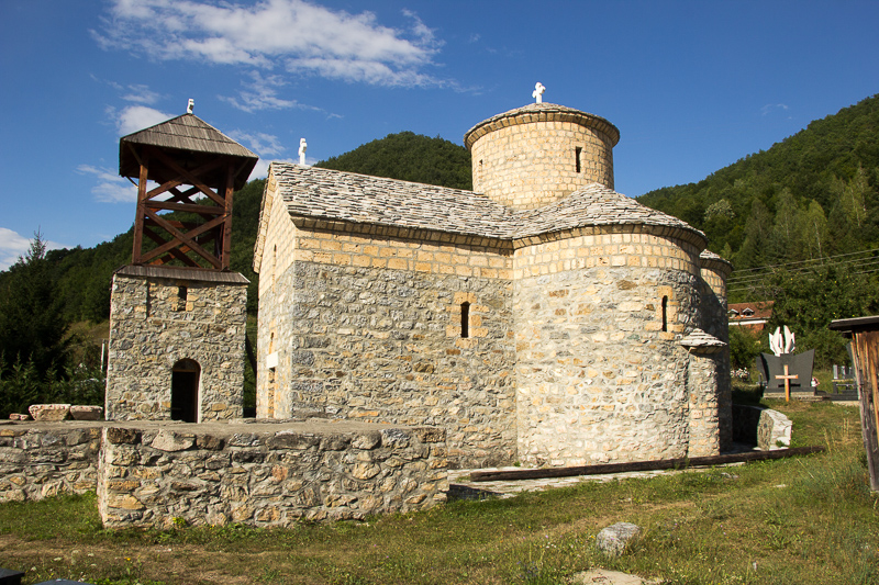 Sv. Jovan Church from 9th-11th Century