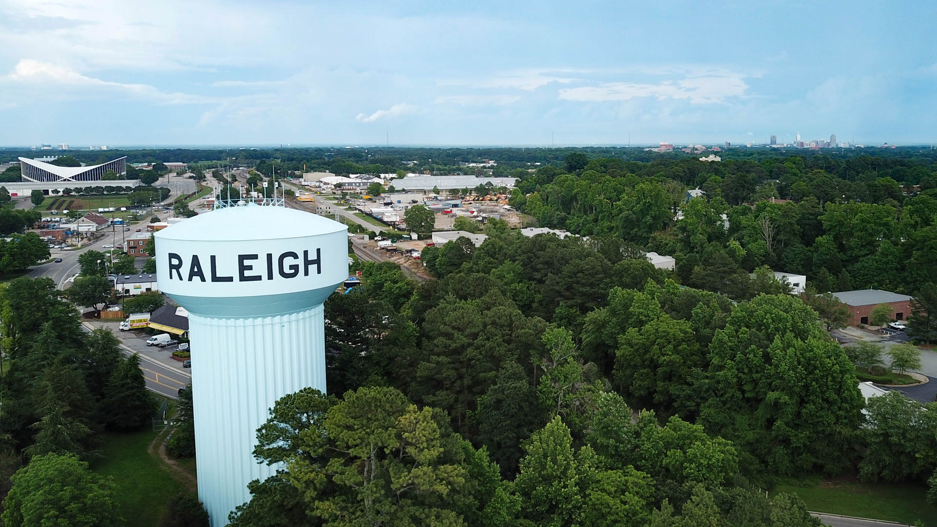 raleigh-watertower