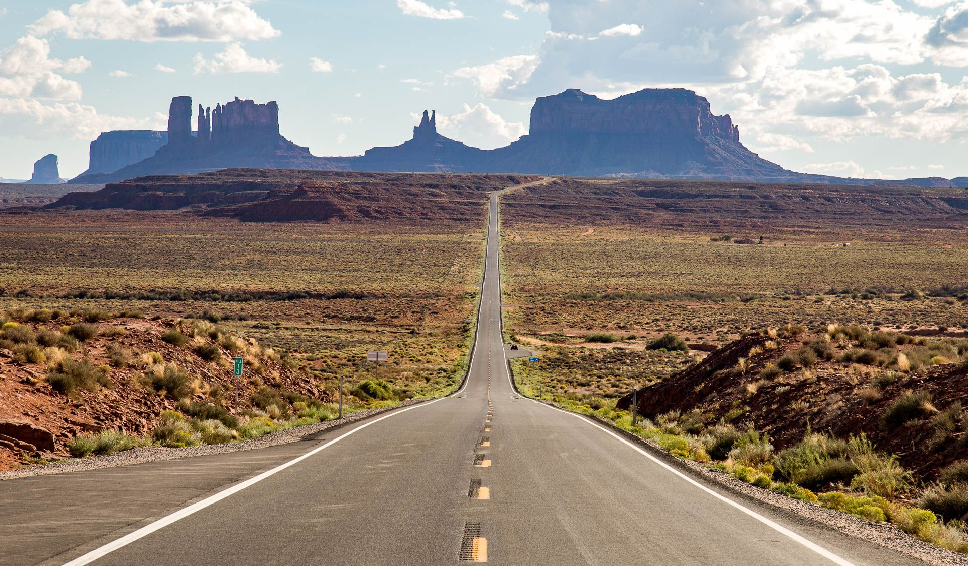 Arches and Monument Valley